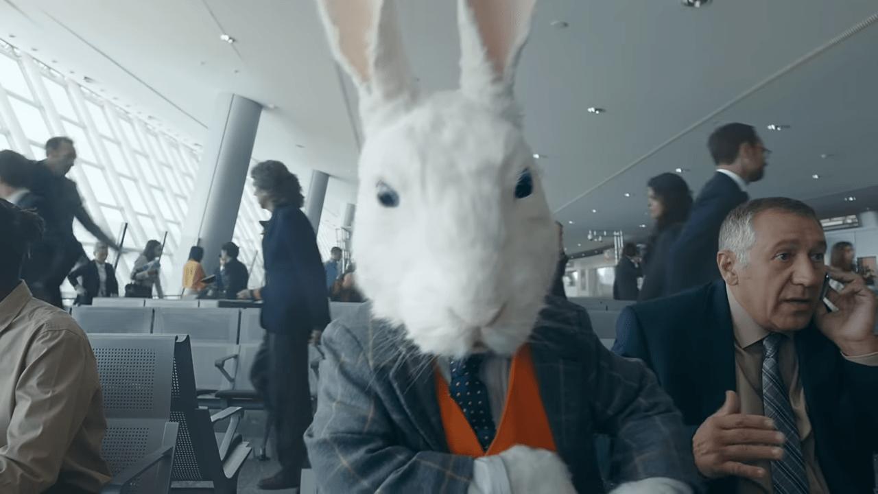 Easy Jet – Bunny